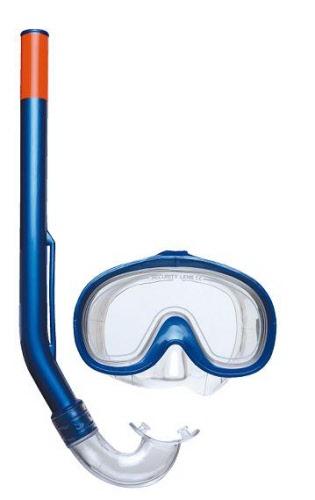d094b3525f994b Duikbrilset voor kinderen van 5 tot 10 jaar. Duikbrilset Duikbril & Snorkel